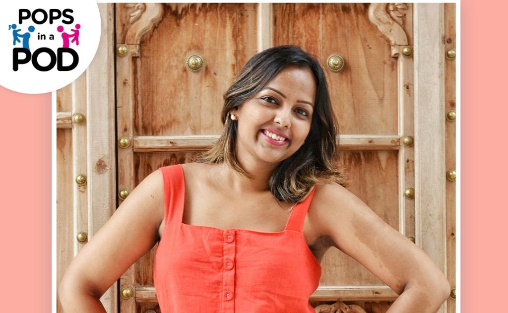 Maitri Verma little fixes podcast