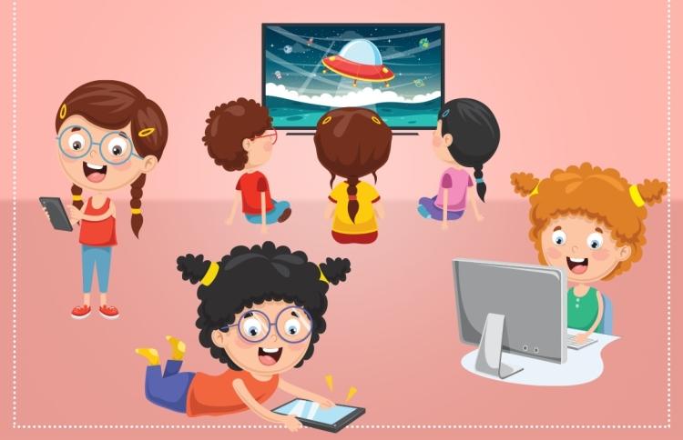 Engaging kids Online content screen time Nadir Kanthawala Peter Kotikalapudi Vaishali Sudan Sharma Natasha Kini pops in a pod